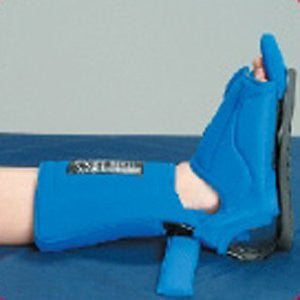 DeRoyal Hospital Grade Ankle Contracture Boot * Vel-Foam, w/ Sole, XL * 1 Per EA PatientCare ™ Brand 4301E - Home Health Superstore