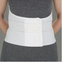 "DeRoyal Hospital Grade Rib Belt, 8"" * 3-Panel, Female, L * 1 Per EA STAT ™ Brand 13760407"