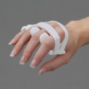 DeRoyal Hospital Grade Hand Splint Ulnar Deviation * Soft Core Large Left * 1 Per EA LMB ™ Brand 202DL - Home Health Superstore