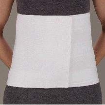 DeRoyal Hospital Grade Abdominal Binder, 10IN * Solid Panel. Adjstbl * 1 Per EA STAT ? Brand 13640000 - Home Health Superstore