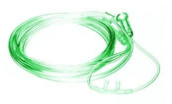 "Nasal SofTip Cannula NeoNatal With 7"" Tubing Each"
