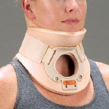 "DeRoyal Hospital Grade Cervical Collar, Philadelphia * w/ Trach, 1.25"", Fits 6-8"" Ped * 1 Per EA STAT ™ Brand 1023-01 - Home Health Superstore"