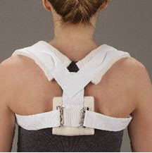 DeRoyal Hospital Grade Clavicle Strap * 3-Way, Buckle, M * 1 Per EA STAT ™ Brand 3015-03