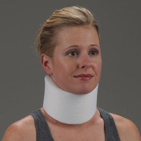 "DeRoyal Hospital Grade Cervical Collar, Serpentine * Med/Firm 5""x21.5"" L * 1 Per EA STAT ™ Brand 1006-04 - Home Health Superstore"