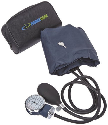 Primacare DS-9193 Aneroid Sphygmomanometer Large Adult Blood Pressure Kit