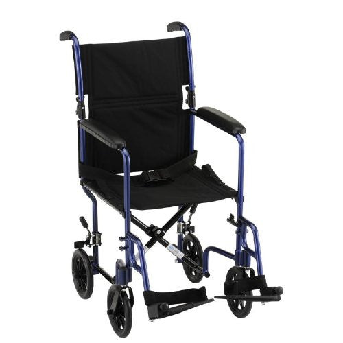 "Nova 17"" Lightweight Transport Chair"