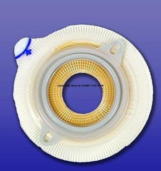 >Assura 2pc flnge cstm fit. Assura?? Extra Extended Wear Skin Barrier Flange with Belt Loops, Convex