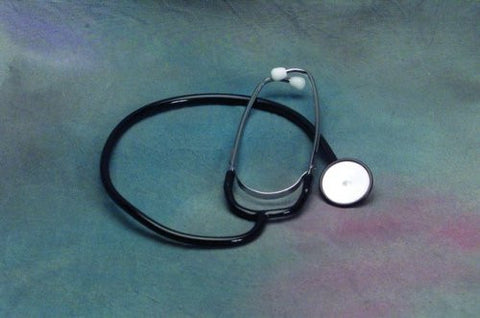 >Ib steth nurses grn 22 in. Invacare Nurse-type Stethoscope