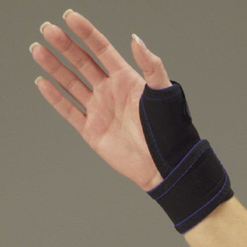 DeRoyal Hospital Grade Thumb Splint, Thermoform * Short, Right, M * 1 Per EA LMB ™ Brand 359MR - Home Health Superstore
