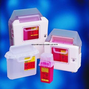 Sharps Dspsl Cntnr 1.4 Qt - Home Health Superstore