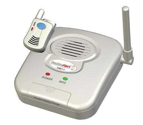 Freedom Alert Touch-2-talk 2-way Voice Pendant Medical Alert Phone