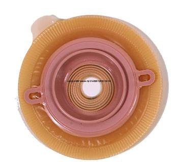 >Assura skin br flg 1.25 in. Assura?? Non-Convex Skin Barrier Flange with Belt Loops