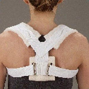 DeRoyal Hospital Grade Clavicle Strap * 3-Way, Buckle, XL * 1 Per EA STAT ™ Brand 3015-05