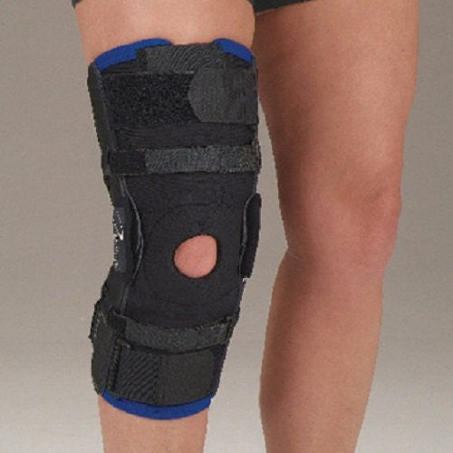 DeRoyal Hospital Grade Knee Brace, Hypercontrol * Pull Up, XL * 1 Per EA Three-D ™ Brand 14630008 - Home Health Superstore