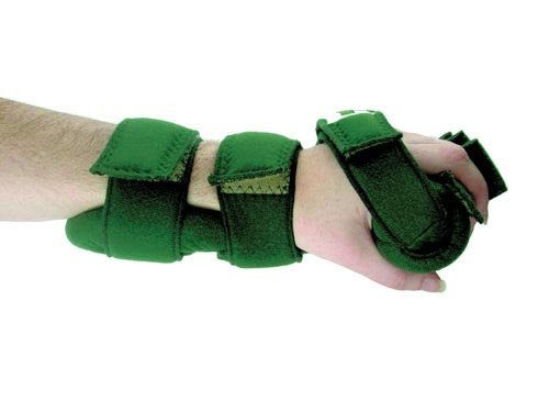 "Gripping Hand Splint Medium Right 8""-9.5"""