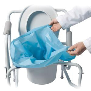 Mobility Transfer Systems Sani-Bag+® Commode Liner - Pack of 10 - Home Health Superstore
