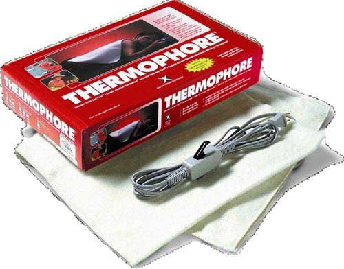 Thermophore Muff, Roll, Tan