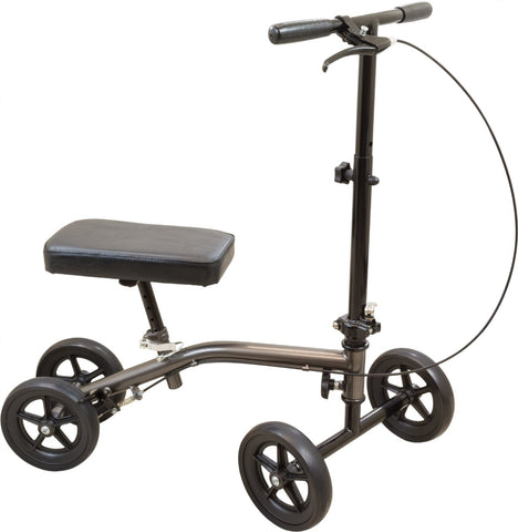E-Series Knee Scooter, Sterling Grey