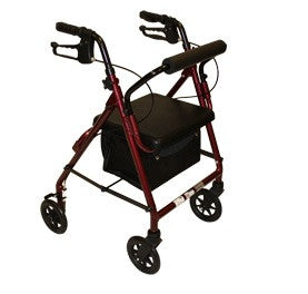 Roscoe Z600J Junior Rollator Z600J ( Item#: 30026 Blue, 30028 Burgundy)