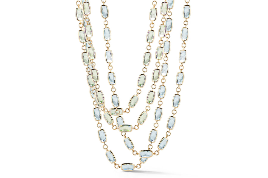 A-FURST-GAIA-LONG-NECKLACES-PRASIOLITE-BLUE-TOPAZ-YELLOW-GOLD