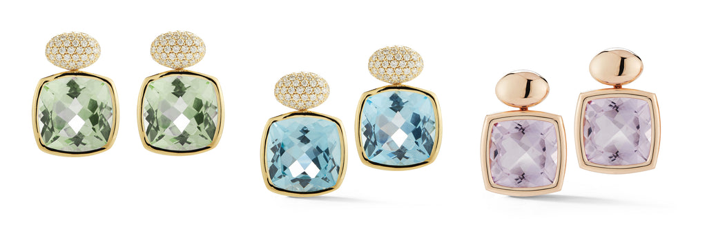 A-FURST-GAIA-DROP-EARRINGS-PRASIOLITE-BLUE-TOPAZ-ROSE-DE-FRANCE-DIAMONDS