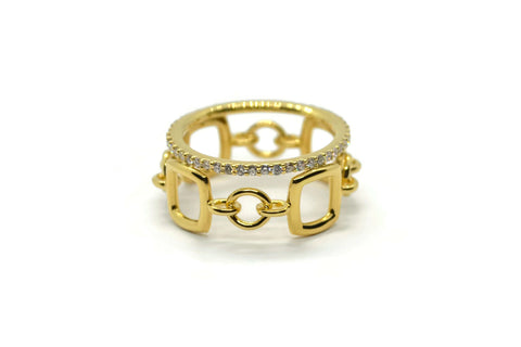 A-FURST-GAIA-ORO-BAND-RING-DIAMONDS-YELLOW-GOLD-A1874GG1