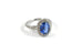 Le Grand Magnifique - Ring with Kyanite and Diamonds, 18k White Gold.