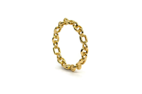 A-FURST-GAIA-ORO-YELLOW-GOLD-BAND-RING-1846G
