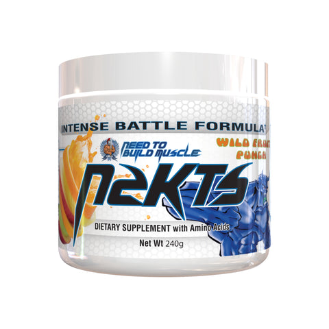 N2BM Nutrition N2KTS Wild Fruit Punch