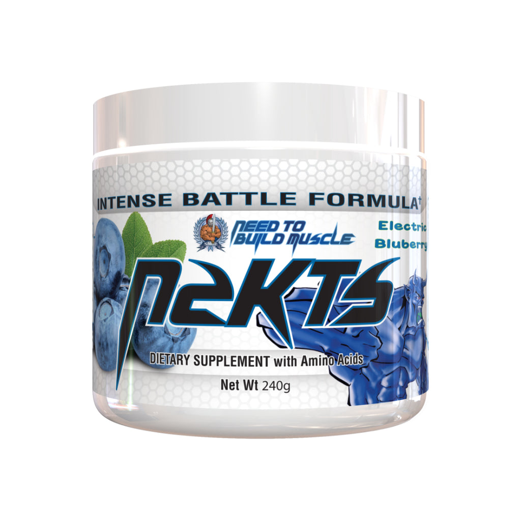 N2BM Nutrition N2KTS Electric Blueberry