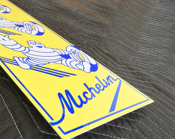 Michelin Vintage Dealer Sign, Vertical
