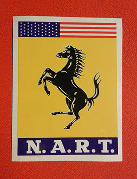 NART  Decal Ferrari 2