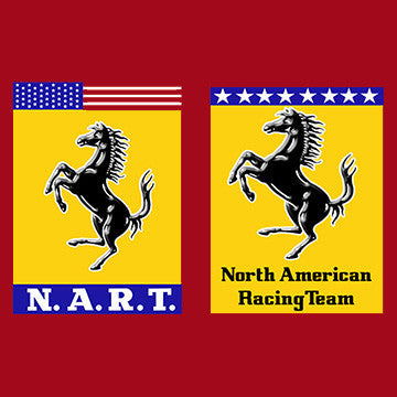 NART Wing Decal Set