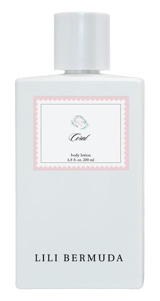 Coral Body Lotion