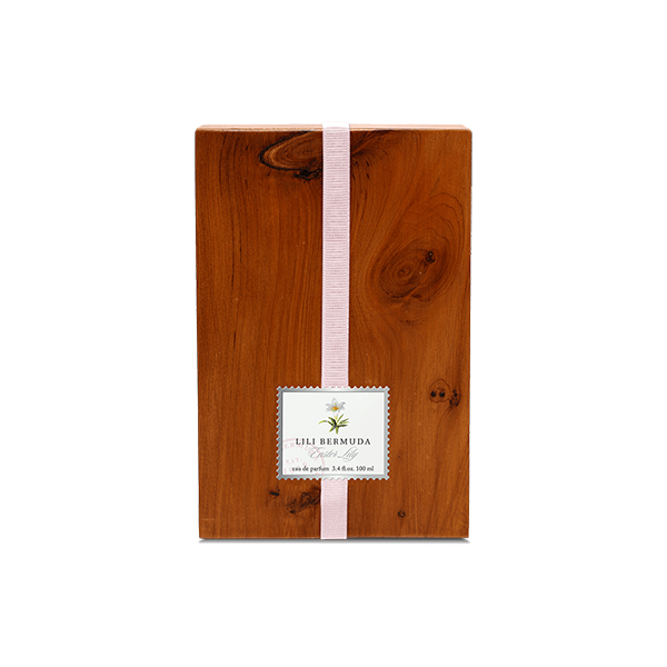 Easter Lily Eau de Parfum in Cedar Box