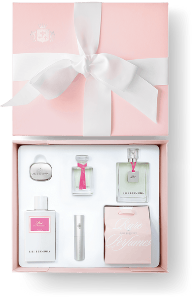 Pink Collector's Gift Set