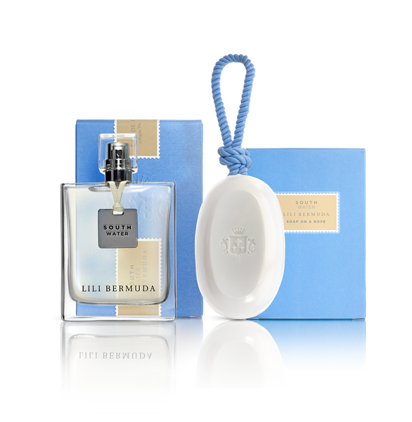 South Water Eau de Cologne and Soap Set