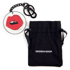 Lip Keychain and Bag Charm