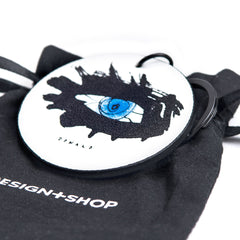 Eye Keychain and Bag Charm