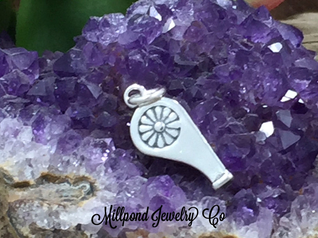 Whistle Charm, Sprorts Charm, Coach Charm, Exercise Charm, Sports Charm, Referee Charm