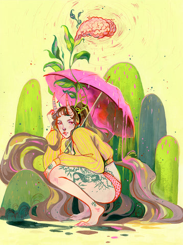 """Raining Tears"" by Audra Auclair"