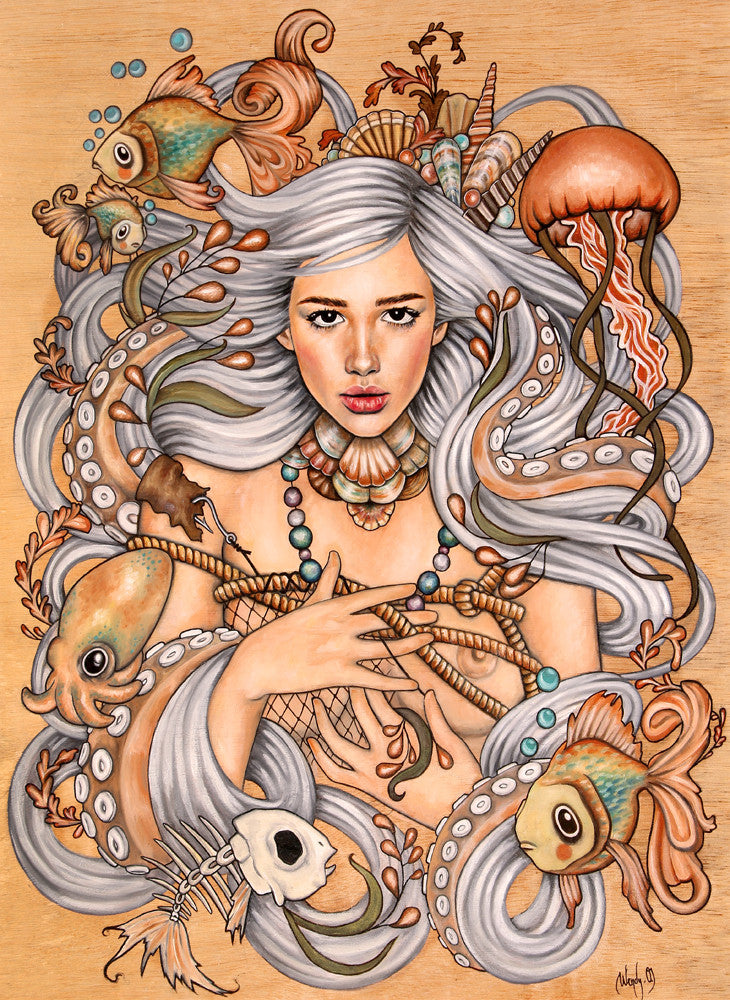 """In Siren Waters"" by Wendy Ortiz"