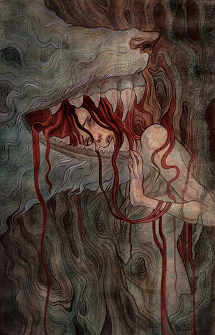 """Tender"" by Sam Guay"