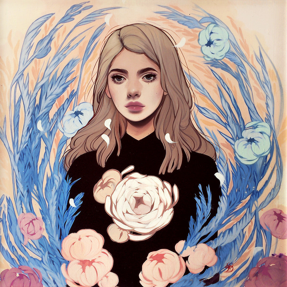 """Anxiety"" by Kelsey Beckett"