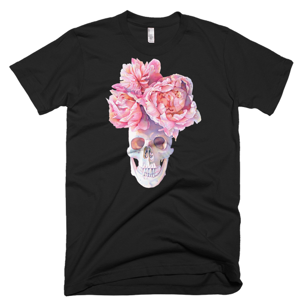 """Calaca Peonia"" Men's T-Shirt"