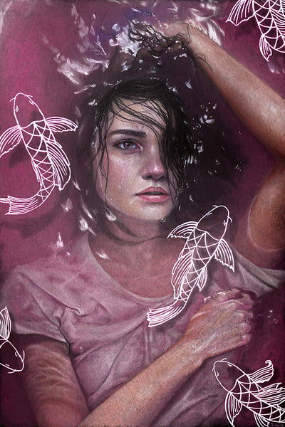 """Soak"" by Dannika Rose Sullivan"
