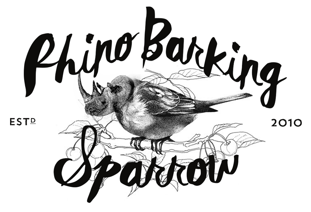 Rhino Barking Sparrow