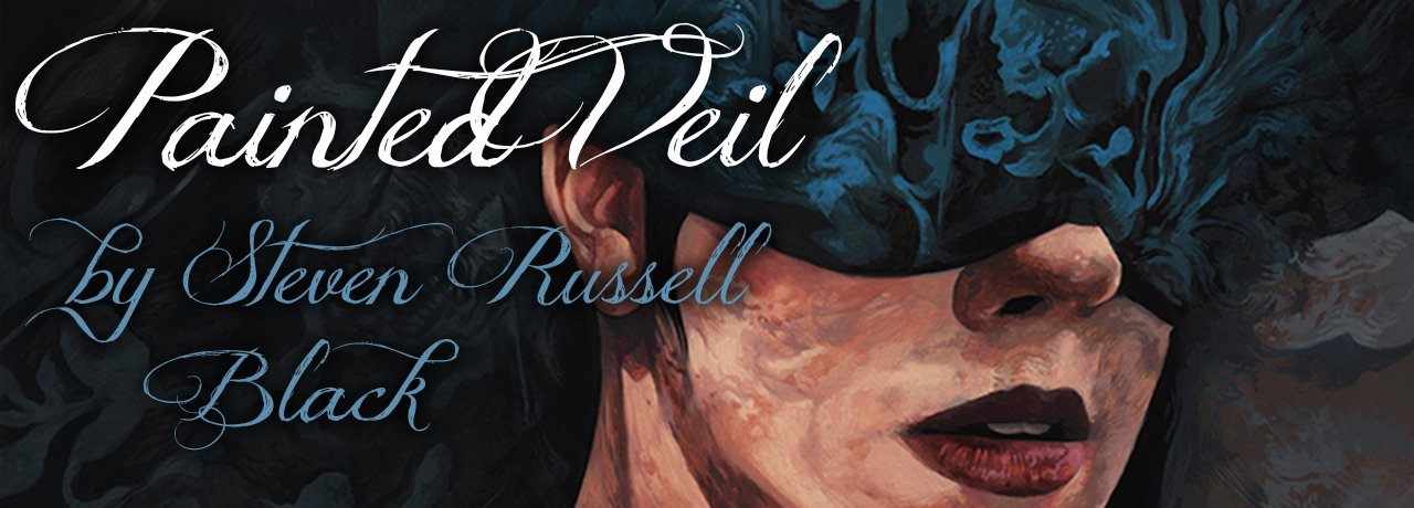 """Painted Veil"" by Steven Russell Black"