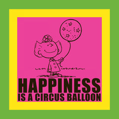 Happiness is a Circus Balloon