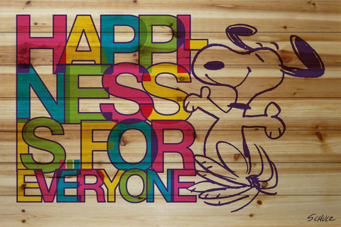 Happiness Is For Everyone